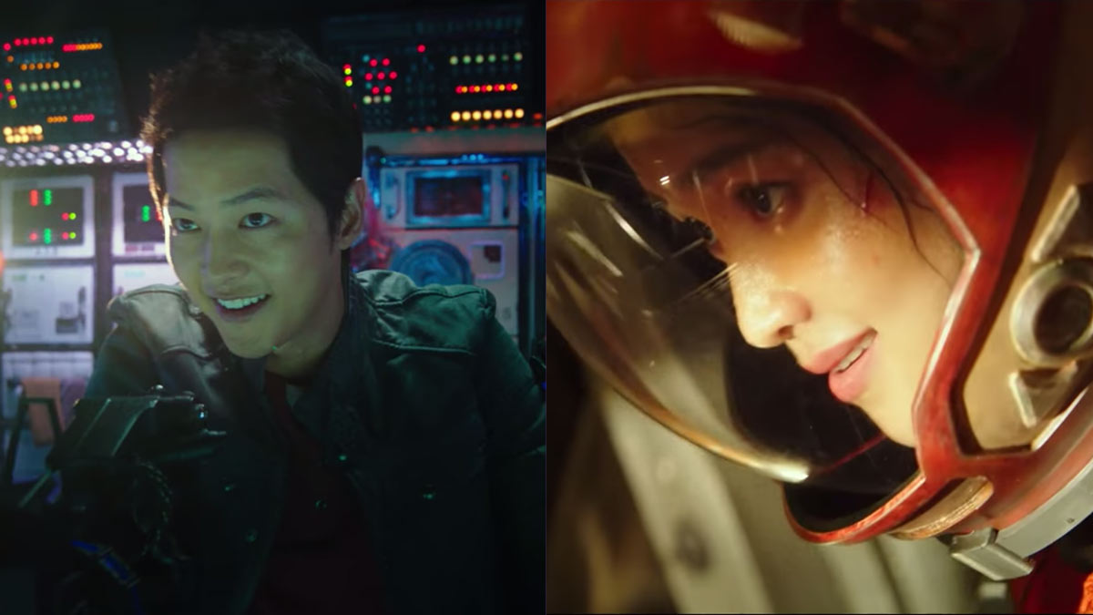 Song Joong Ki's Space Sweepers Movie: Plot, Cast, Trailer, Release ...