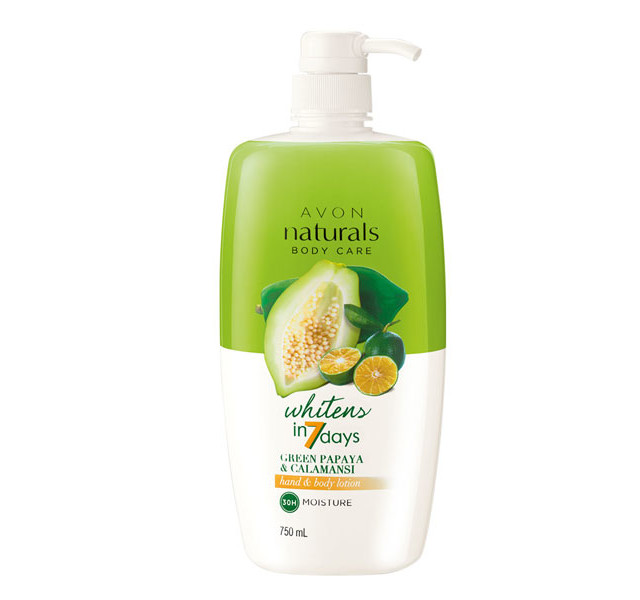 Calamansi beauty products