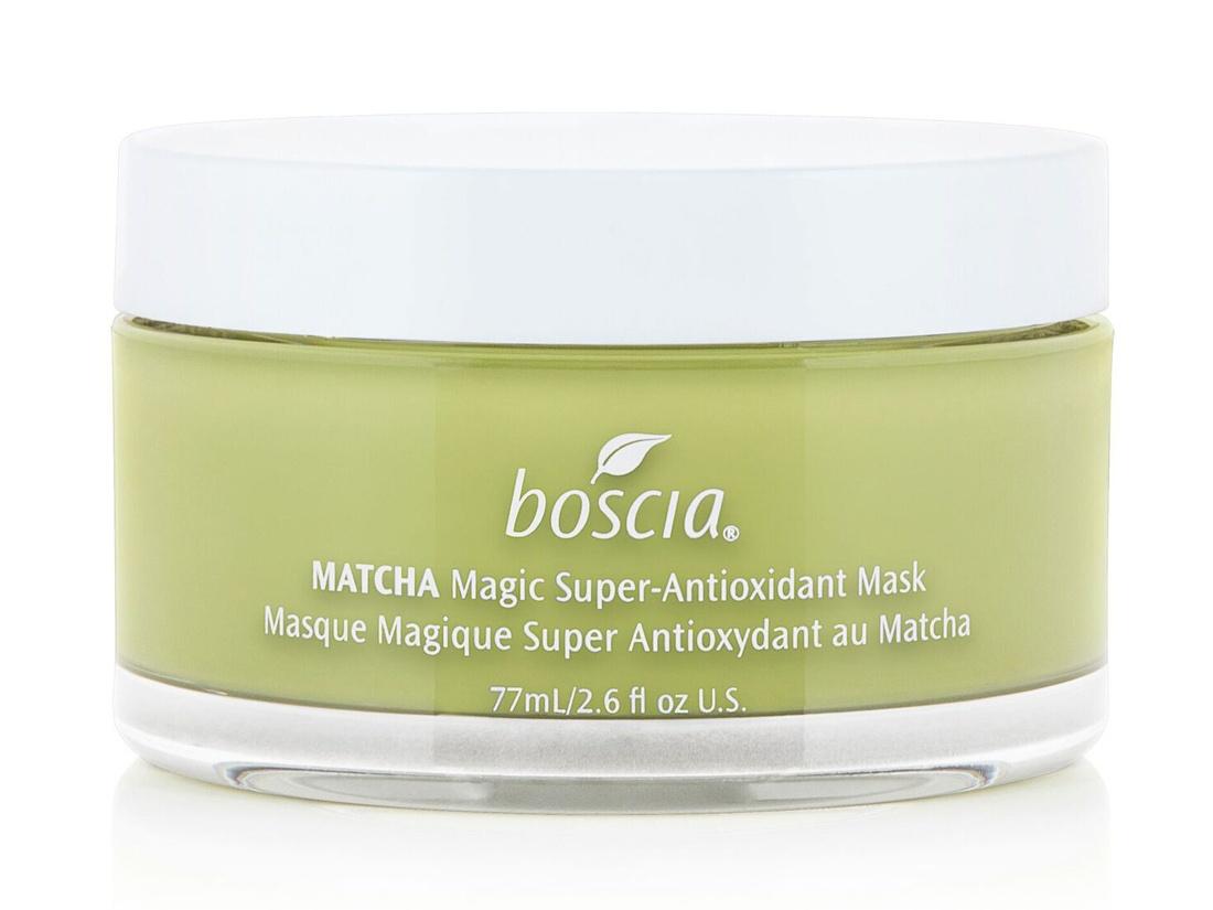 Best Green Tea-Infused Product: Boscia Matcha Magic Super-Antioxidant Mask