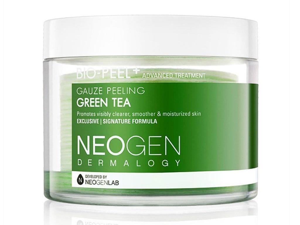 Best Green Tea-Infused Product: Neogen Gauze Peeling Green Tea