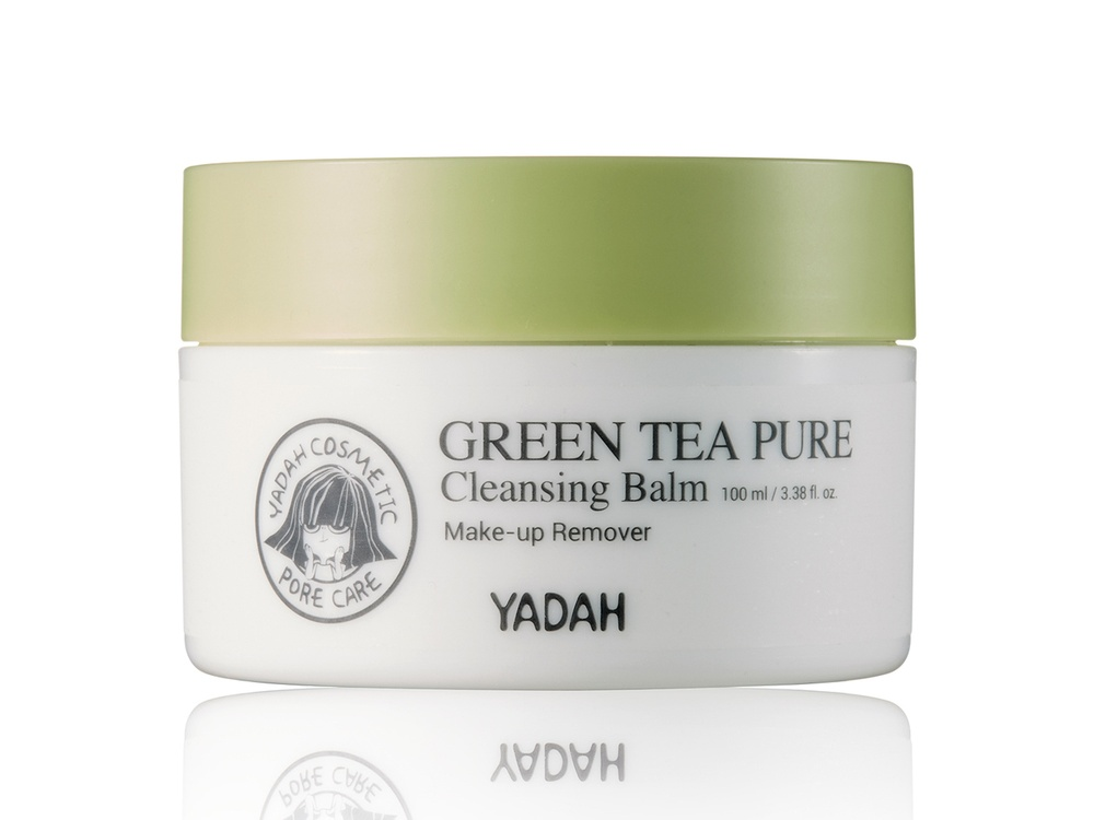 Best Green Tea-Infused Product: Yadah Green Tea Pure Cleansing Balm