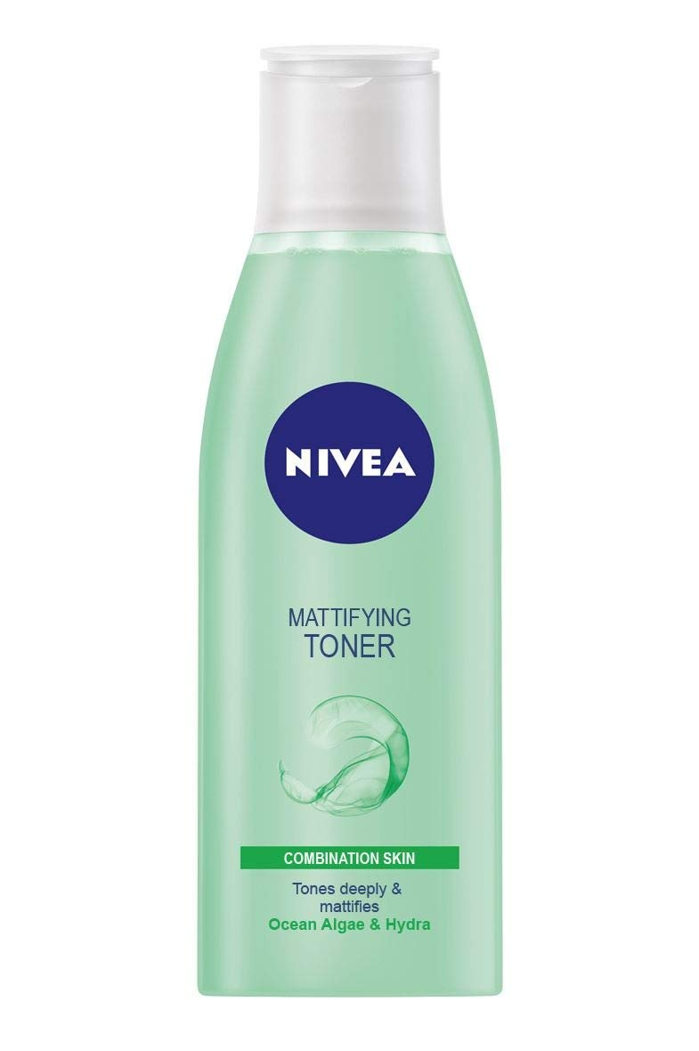 Best Affordable Toner You Can Buy From The Grocery: Nivea Aqua Effect Face Mattifying Toner