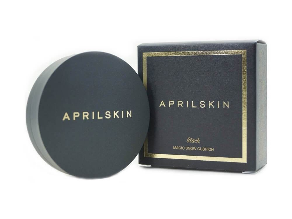 Korean Products To Save Your Skin From The Heat: AprilSkin Magic Snow Cushion 2.0