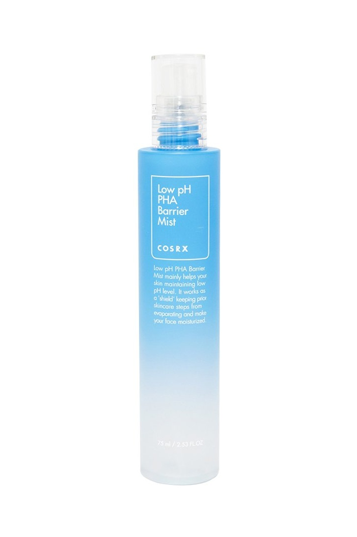 Korean Products To Save Your Skin From The Heat: COSRX Low pH Barrier Mist