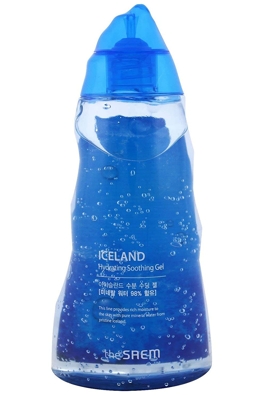 Korean Products To Save Your Skin From The Heat: The Saem Iceland Hydrating Soothing Gel