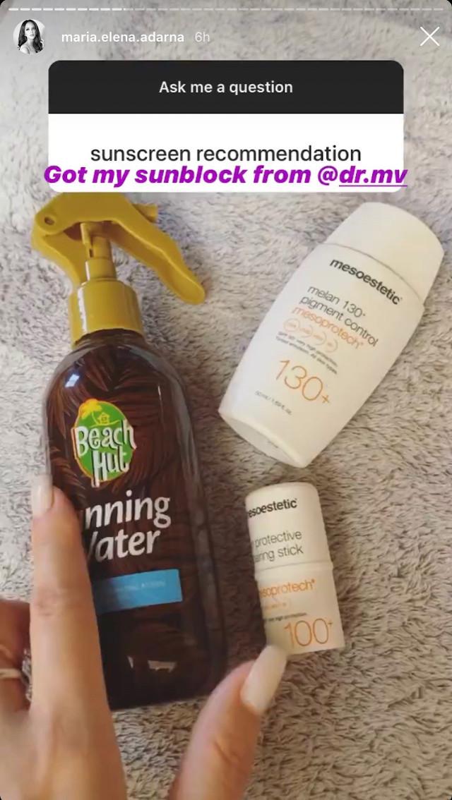 Ellen Adarna's Skincare Routine