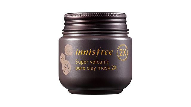 Best Charcoal-Infused Skincare Product: Innisfree Super Volcanic Pore Clay Mask