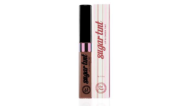Best Unusual-Colored Lip Tints: Pink Sugar Sugar Tint Lip & Cheek Tint in Hunny Bunny