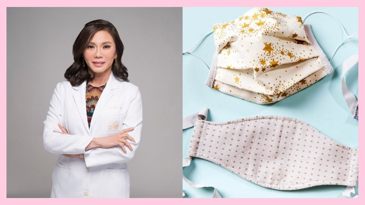 Dr. Vicki Belo explains how you can prevent maskne, or acne from wearing medical masks.