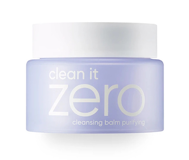 Clean It Zero Cleansing Balm in Purifying