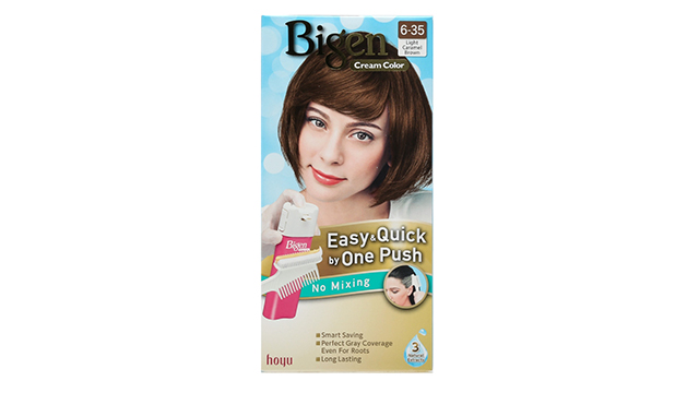 Best Box Hair Dye: Bigen Cream Color