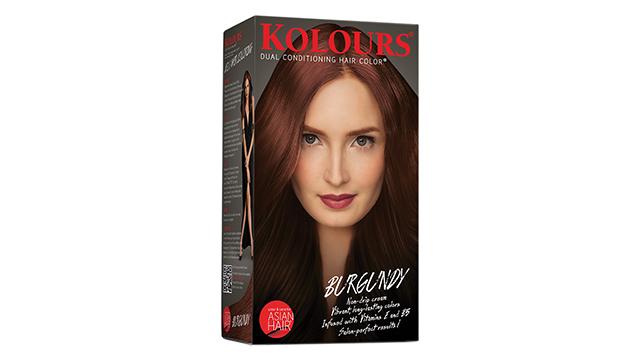 Best Box Hair Dye: Kolours Dual Conditioning Hair Color