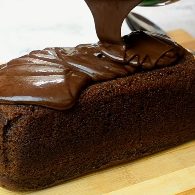 No-Bake Milo Cake Frosting