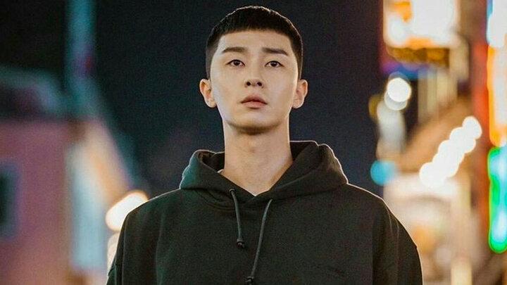Park Seo Joon from