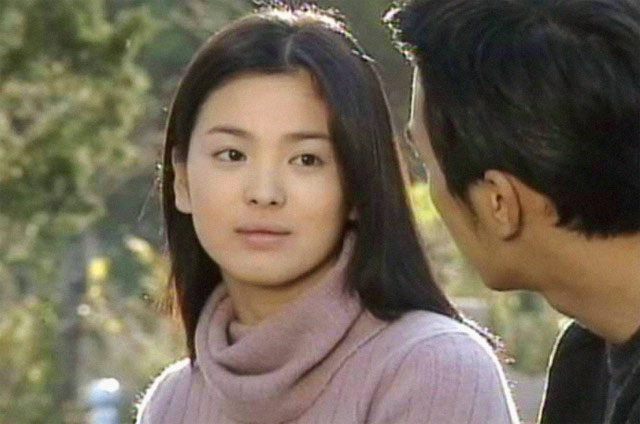 Song Hye Kyo in Autumn In My Heart