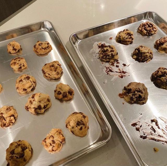 Julia Barretto Cooks and Bakes While in Quarantine