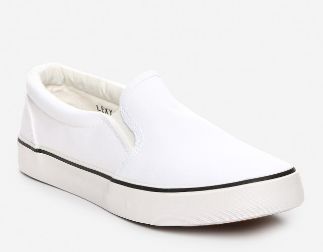 White Sneakers Under P1,000