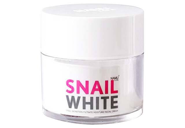 Best Snail Slime-Infused Skincare Product: SNAILWHITE Snail Secretion Filtrate Facial Cream