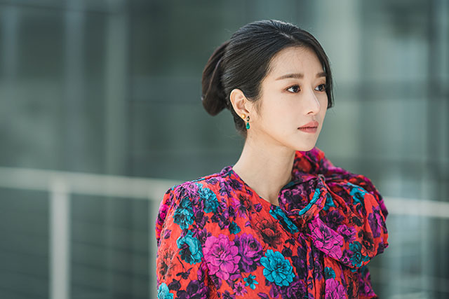 It's Okay To Not Be Okay - Seo Ye Ji as Ko Mun Yeong