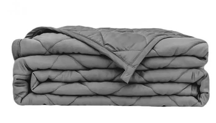 Best Weighted Blanket: Namaste Weighted Blanket For Adults