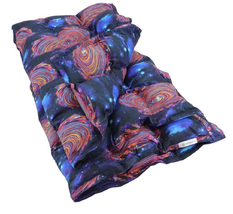 Best Weighted Blanket: SensaCalm Custom Weighted Blanket