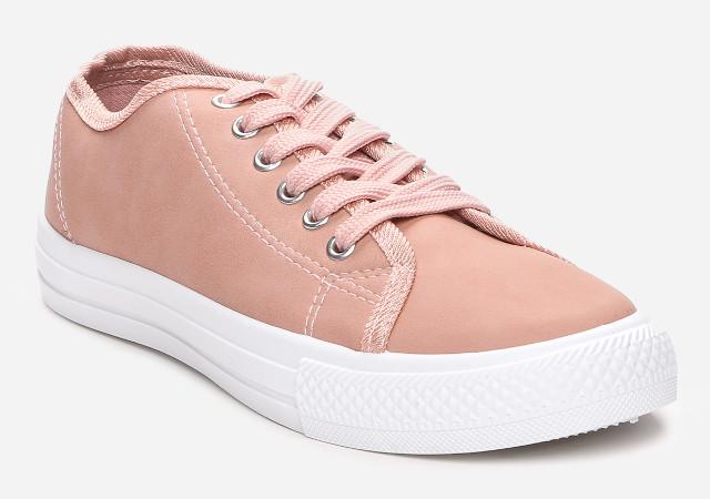 Pink Sneakers Under P1000