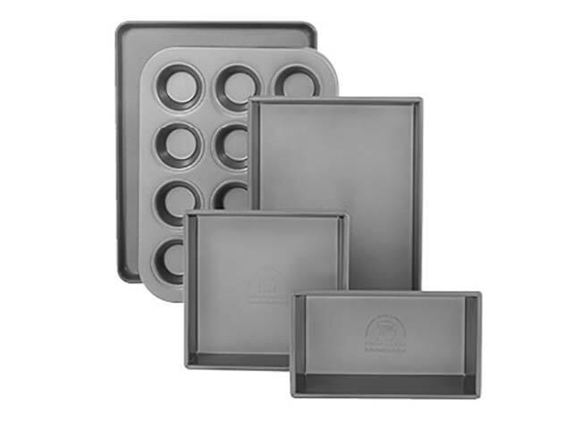 KitchenAid 5-Piece Nonstick Bakeware Set