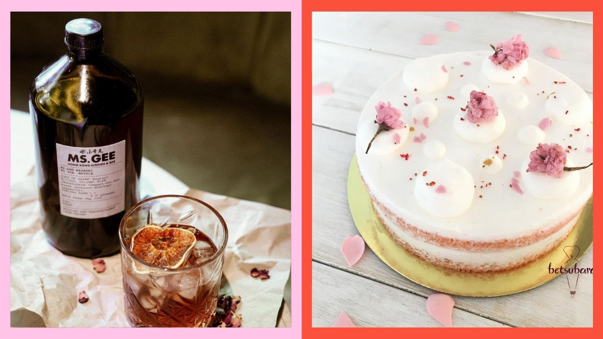Where to buy pretty pink drinks and sweets in Metro Manila