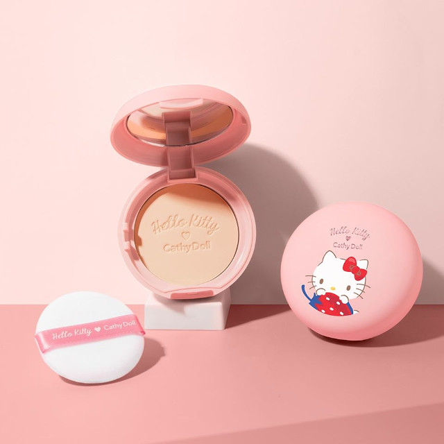 Cathy Doll x Hello Kitty Makeup Collab Price List
