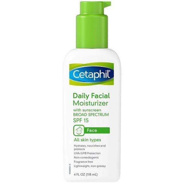 Best Oil-Free Moisturizer: Cetaphil Daily Facial Moisturizer
