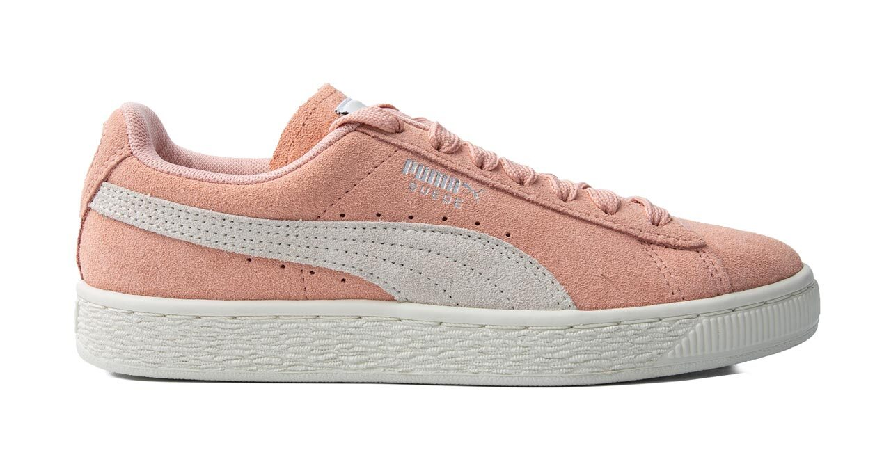 The Cutest Pastel Sneakers: Puma Suede Classic