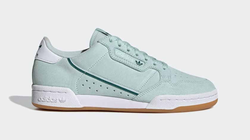 The Cutest Pastel Sneakers: Adidas Continental 80