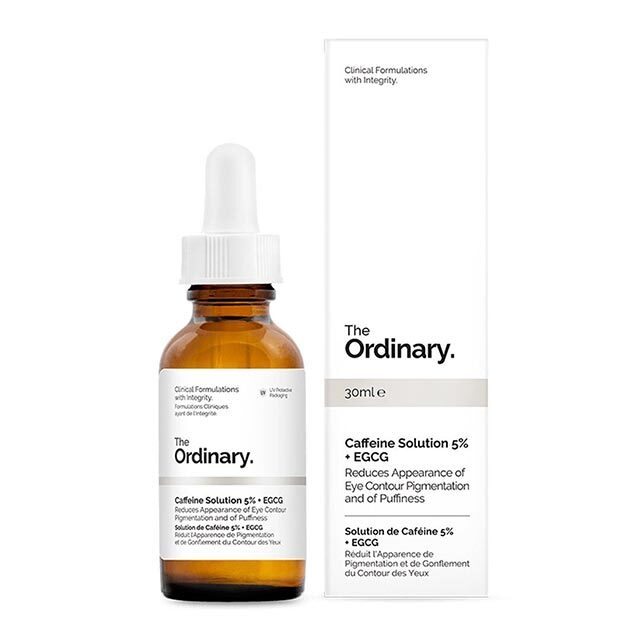 The Best The Ordinary Skincare Product: Caffeine Solution 5% + EGCG