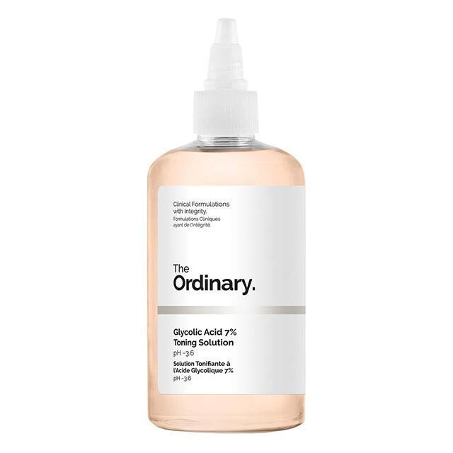 The Best The Ordinary Skincare Product: Glycolic Acid 7% Toning Solution