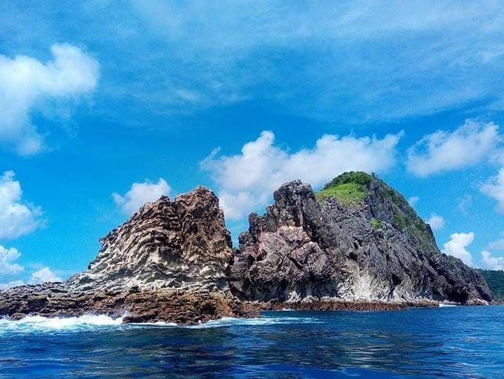 Poseidon Rock Formation, Catanduanes, Philippines