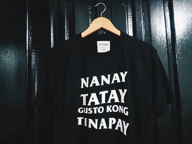 LOOK: Funny Filipino Food Graphic T-Shirts