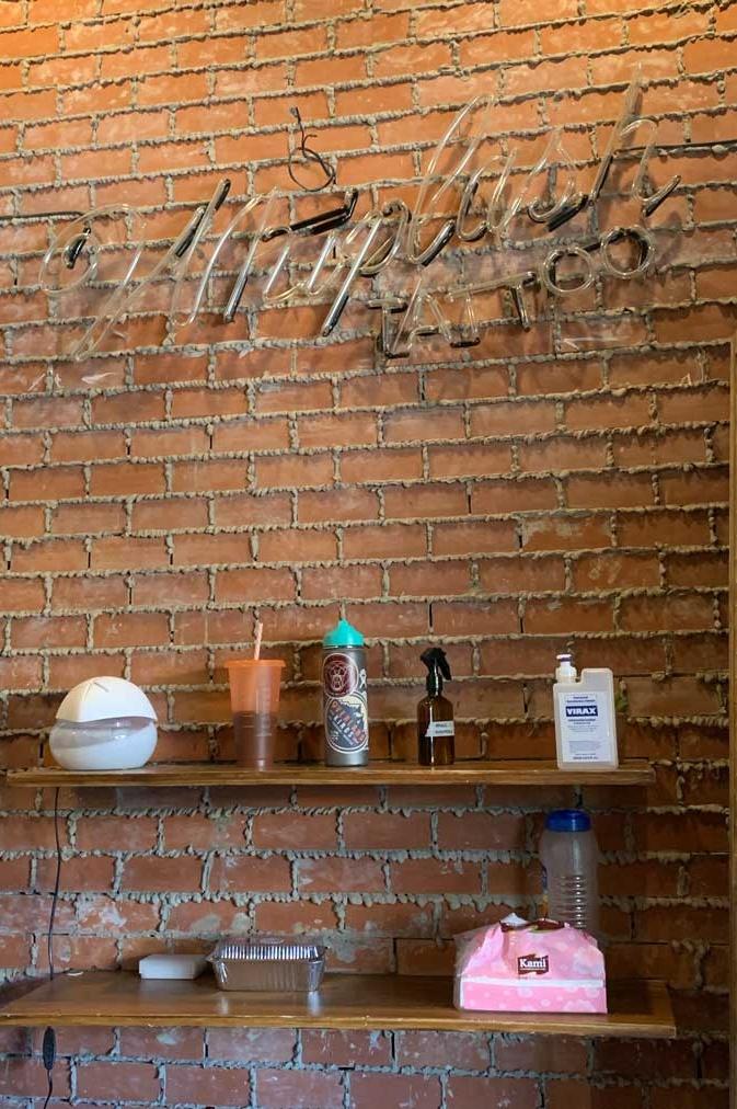 Whiplash tattoo studio