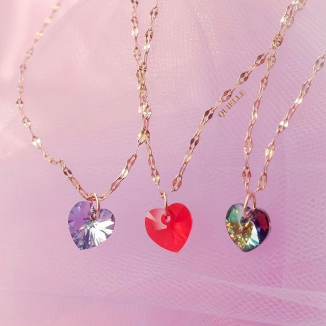 Where To Buy Powerpuff Girls-Inspired Necklaces
