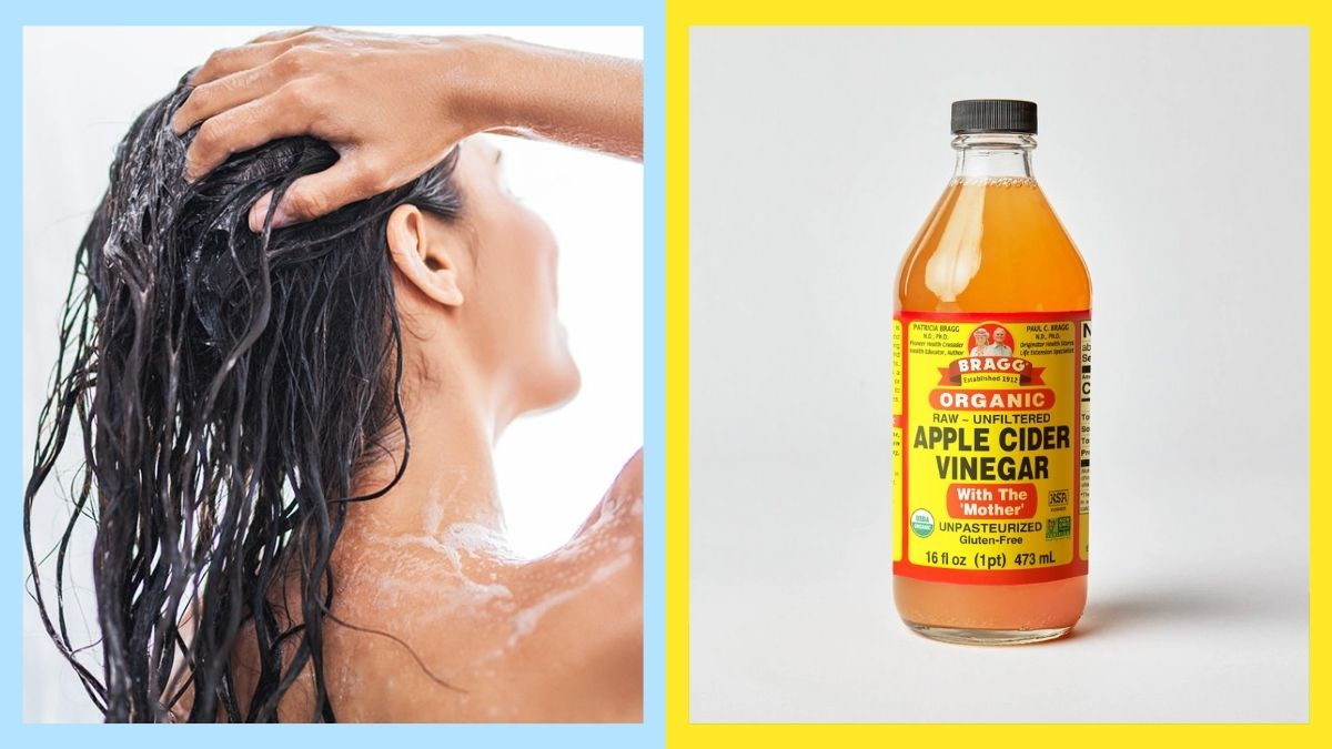 Why You Should Try An ACV Rinse