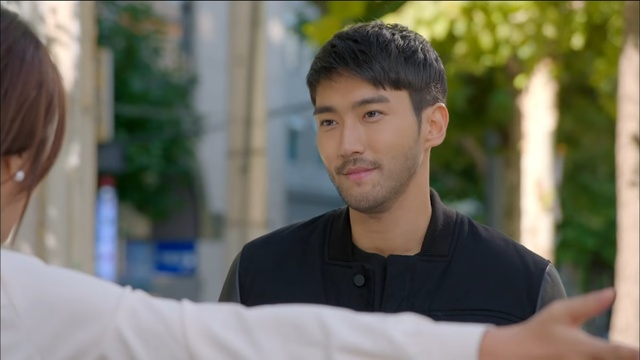 Choi Siwon in She Was Pretty
