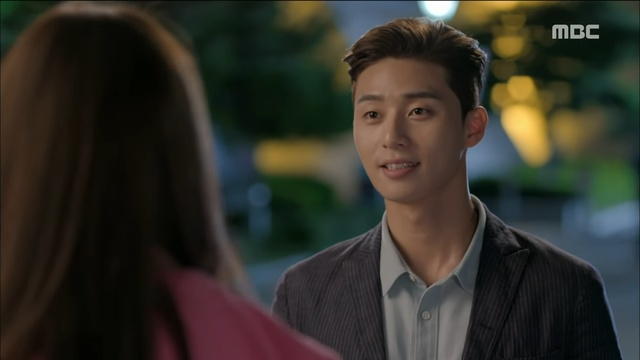 park seo joon in She Was Pretty