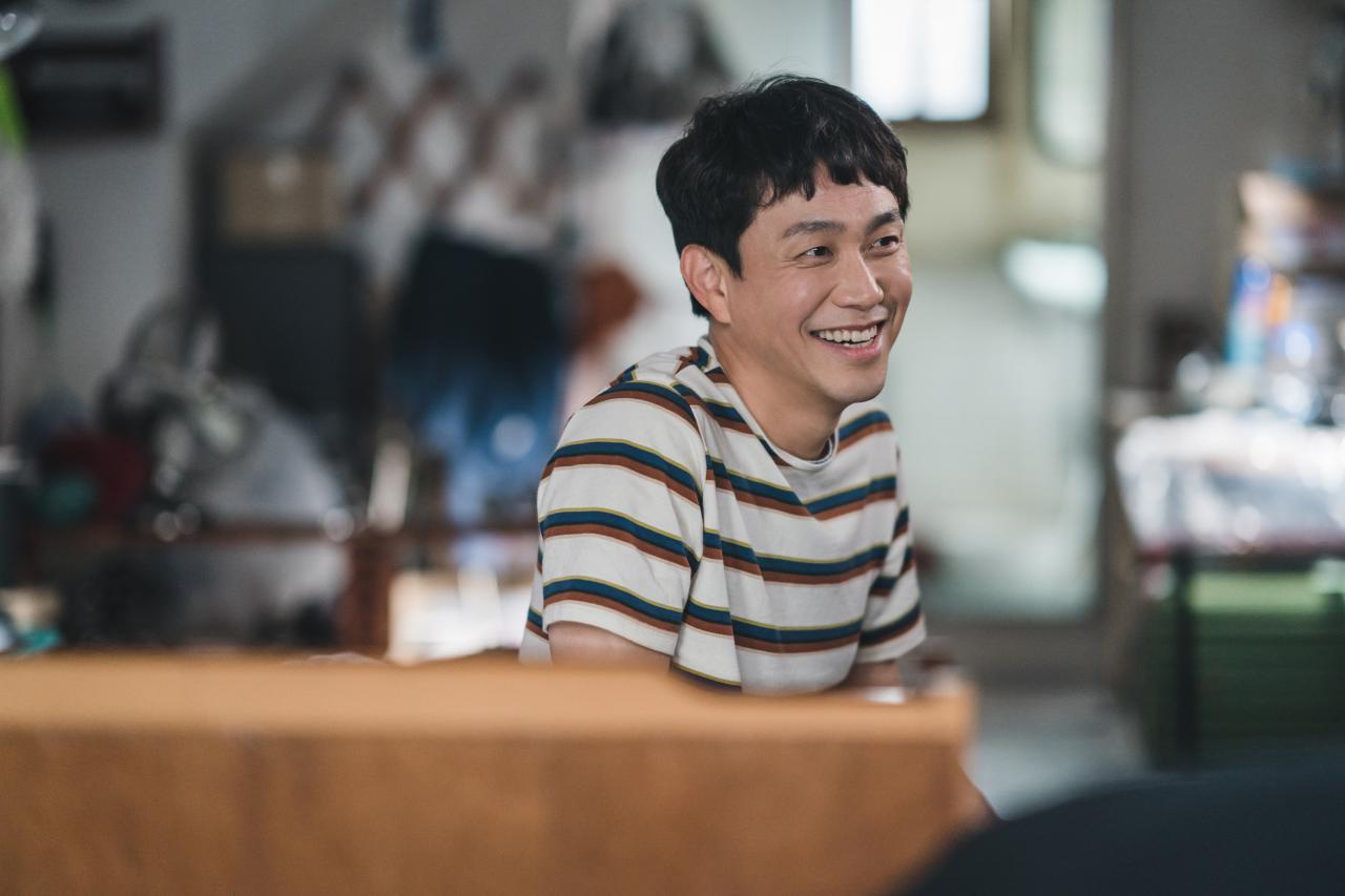 Oh Jung Se as Moon Sang Tae