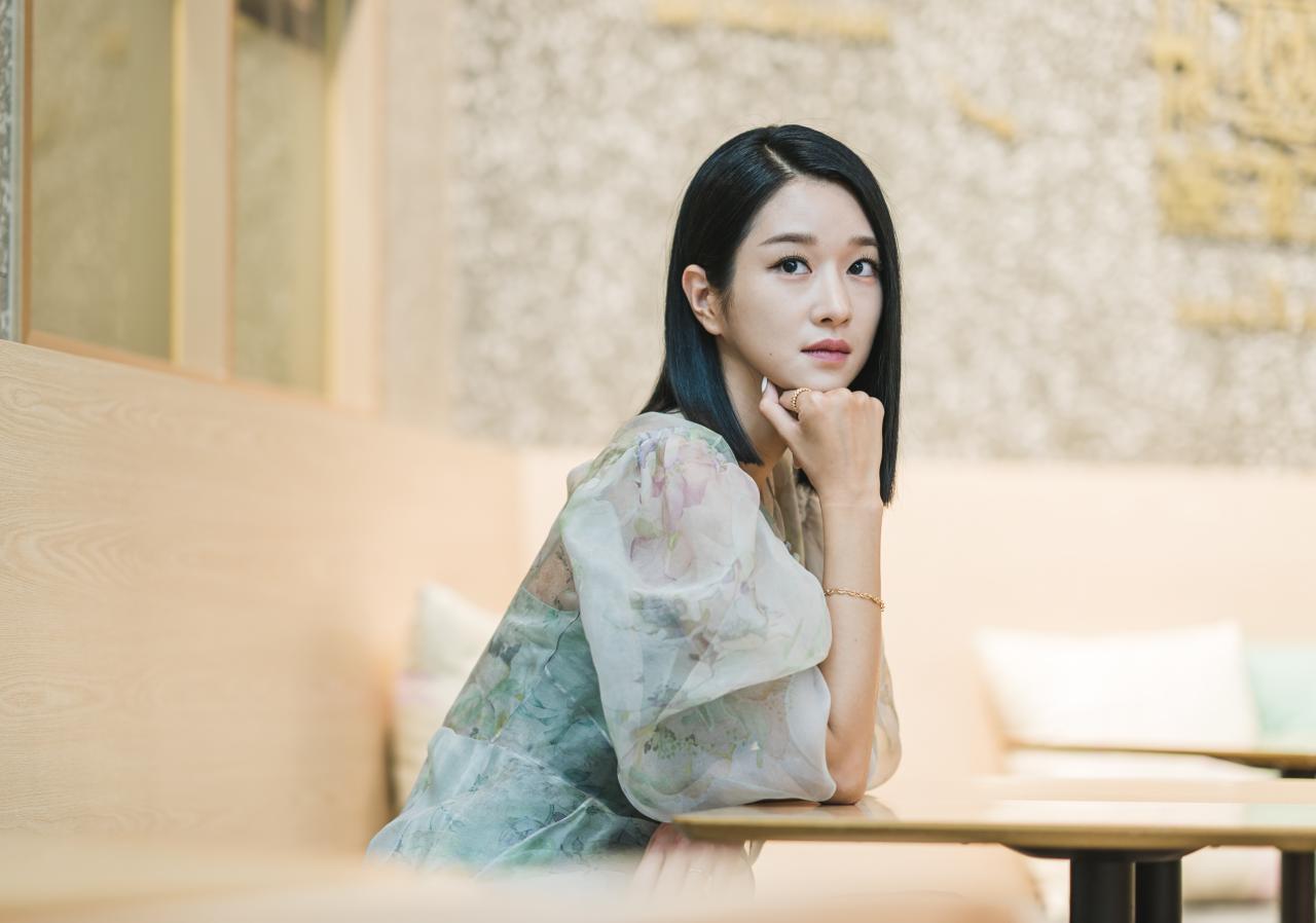 Seo Ye Ji as Ko Mun Yeong