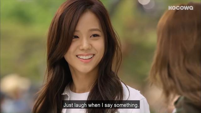 BLACKPINK Jisoo's The Producers cameo