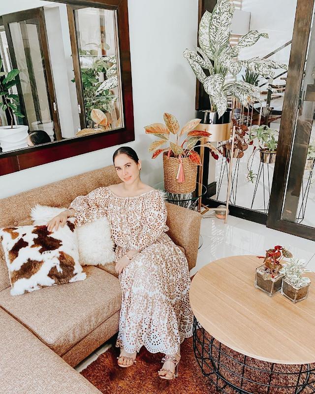 Jinkee Pacquiao's Dresses