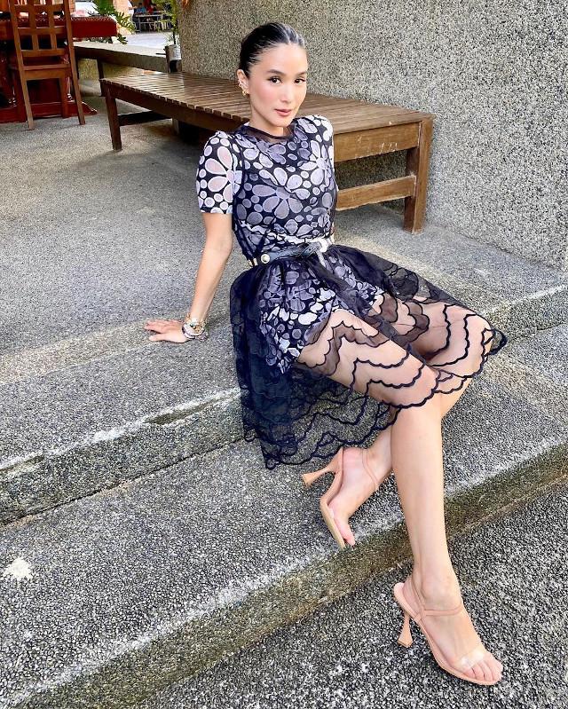 Best Heart Evangelista Dress Outfits 2020