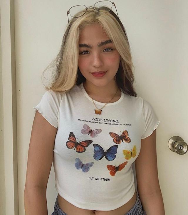 Andrea Brillantes Hairstyle 2020