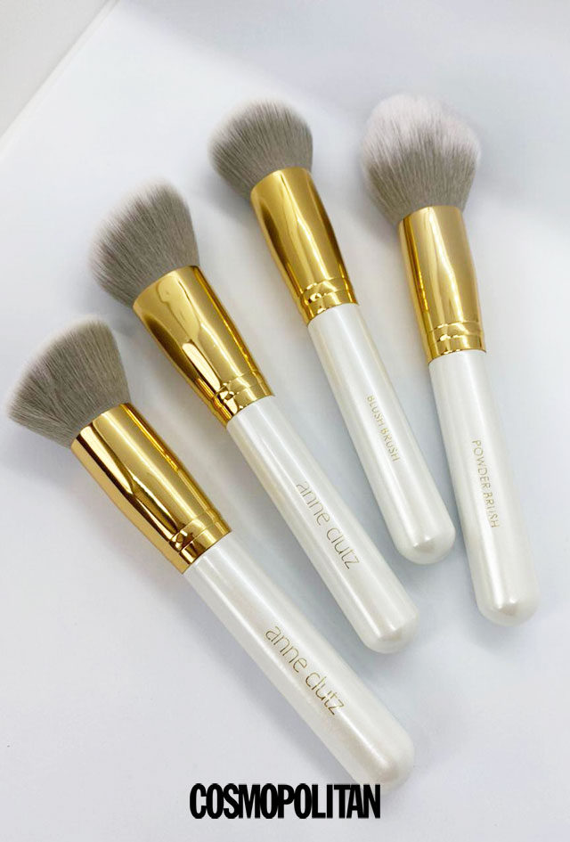 Ultimate Beginner Brush Set by Anne Clutz Version 2.0: Face Brushes