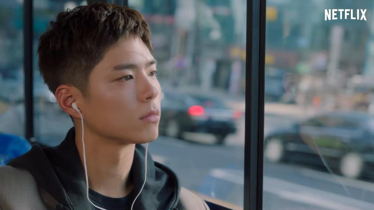 Park Bo Gum in Record Of Youth