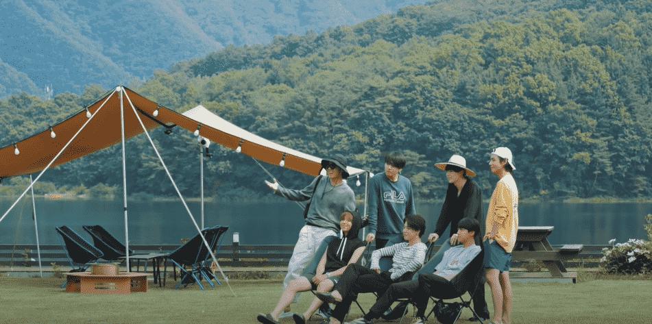 BTS, In The Soop, JTBC
